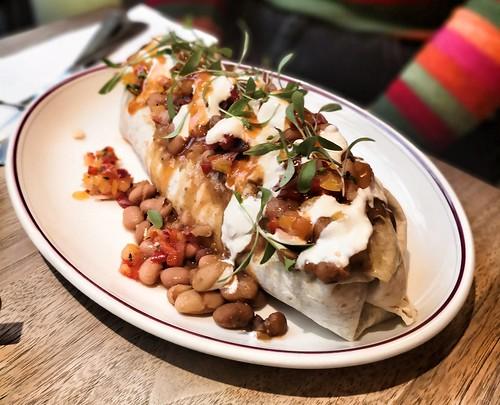 Vegan burrito   by helipekkarinen