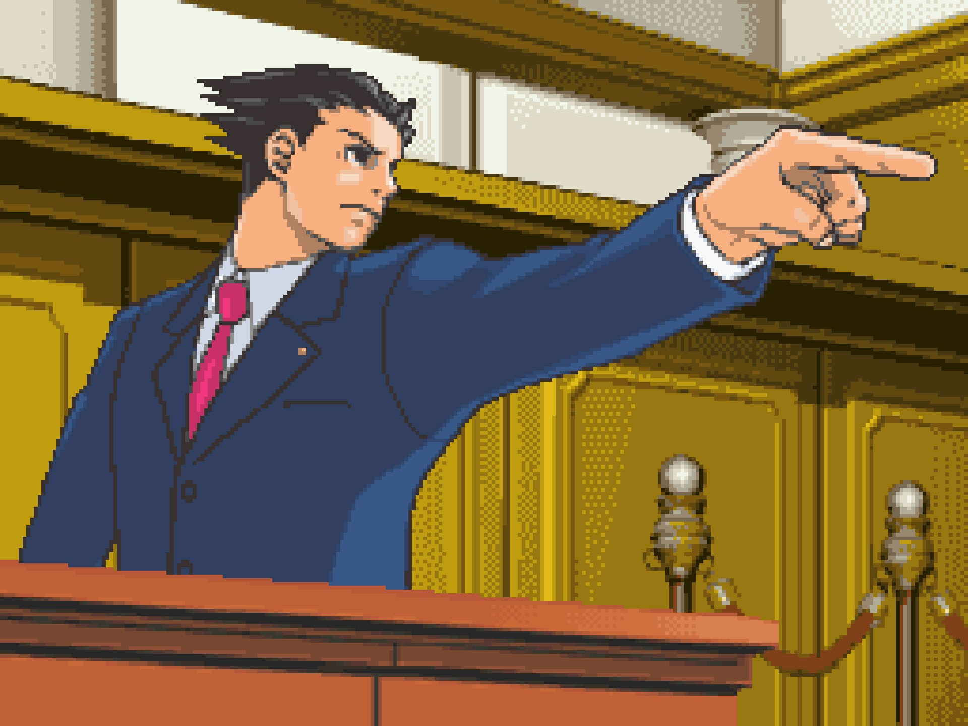 Image result for ace attorney