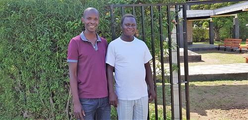 tom mboya thomas mausoleum mbita rusinga island waweru ndiege brother kenya east africa