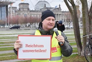 14.03.19: Aktion: Gesellschaft aus dem Gleichgewicht - endlich Reichtum umverteilen! | by UweHiksch