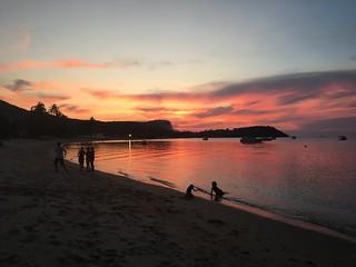 コサムイ Koh samui Sunset | by soma-samui.com