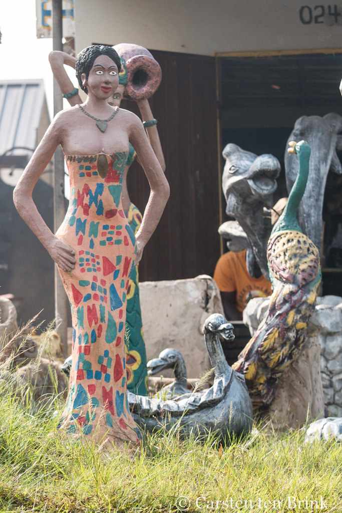 Kumasi / Ejisu morning