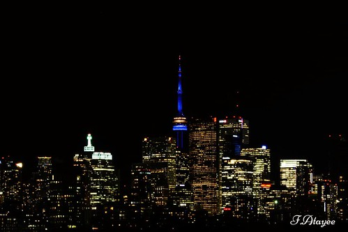 Night Escape/City of Toronto 📷by Fatema Atayee | by fatemaatayee