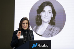 International Women's Day 2019 - Ring The Bell for Gender Equality - Nasdaq