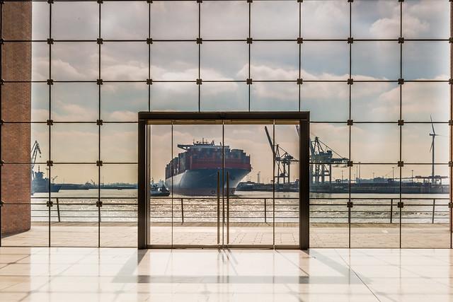 ship in the front door