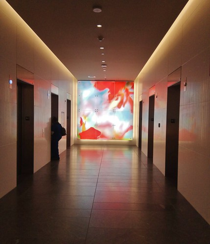 California Pacific Medical Center Elevator Lobby - San Francisco | by Apollo's Light
