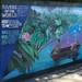 Ballona Creek Rivers of the World Mural Park to Playa