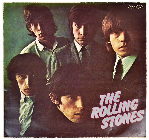 A0662 ROLLING STONES The Rolling Stones (Amiga)