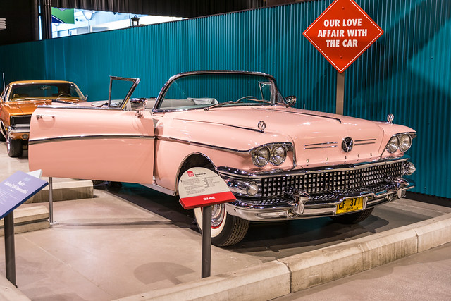 Buick Limited 756 Convertible (1958)