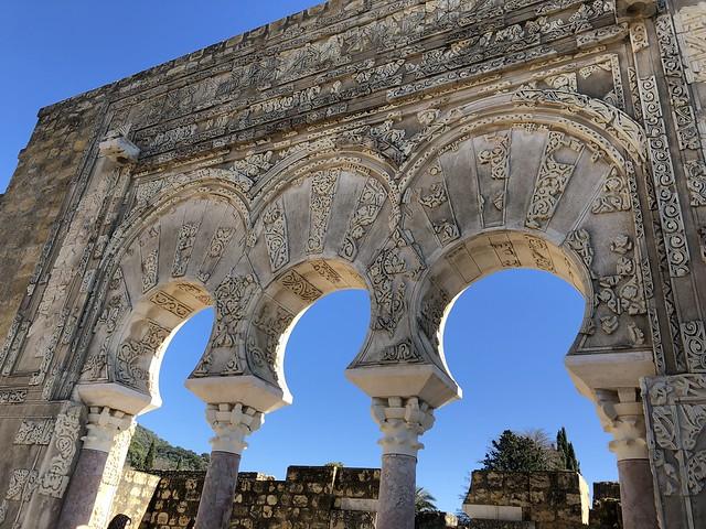 Ruinas de Medina Azahara (Córdoba)