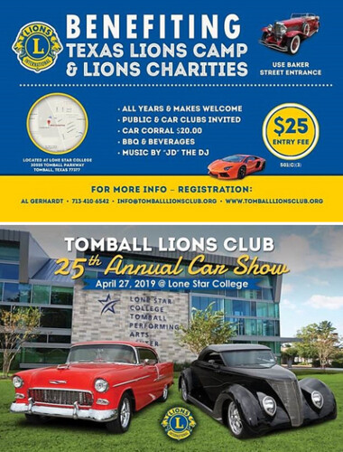 April 27 Tomball Lions Club Car Show | by teejaze