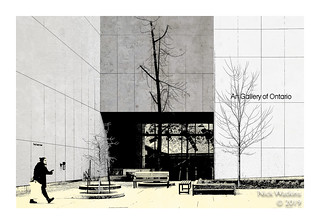 The AGO - east facade   by nick232010