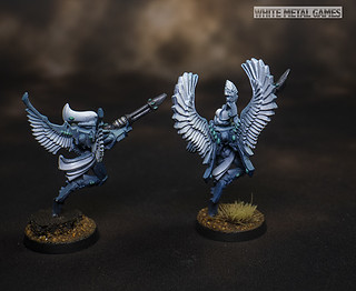 Aeldari Swooping Hawks