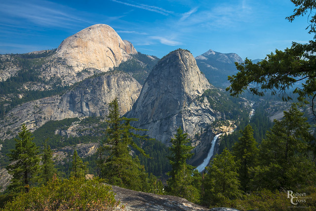 Yosemite – Above the Giant Stairway