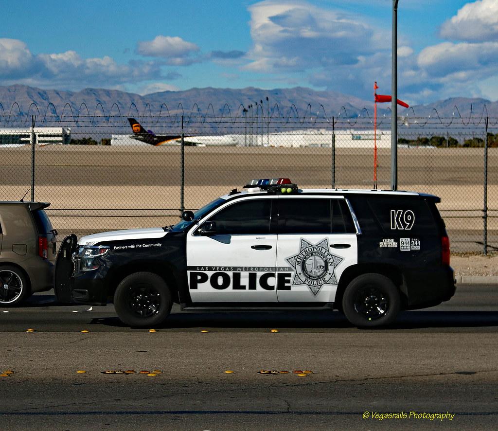 Chevy Las Vegas >> Las Vegas Metropolitan Police Department Chevy Tahoe K 9 U