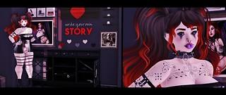 ❀ The Story… ❀ | by Nicolas Baryl