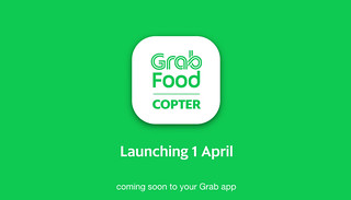 grabfoodcopter | by placesandfoods.com