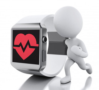 health tracking smart watch