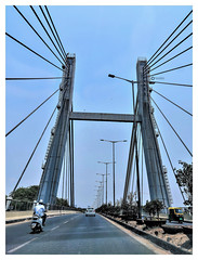 Hanging Bridge, Bangalore - A view from the west