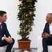 Pedro Sánchez se reúne con Barack Obama (03/04/2019)