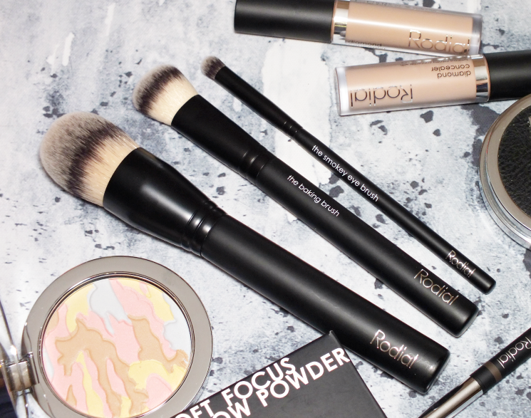 rodial airbrush, baking and smokey eye brush (2)