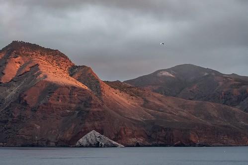 sainthelena sthelena island remote isolated sunset goldenhour