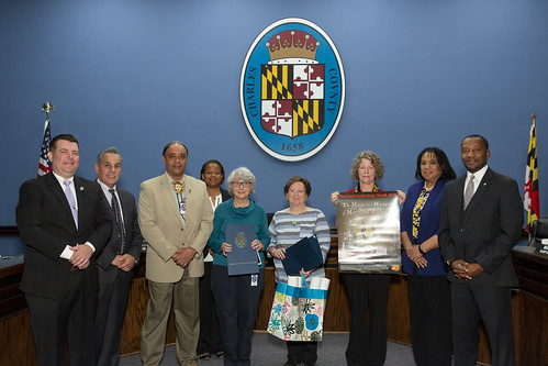 Archaeology Month Proclamation 4-9-19 | by Charles County Government