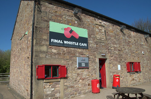Final Whistle cafe in Preston | by Tony Worrall