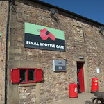 Final Whistle cafe in Preston