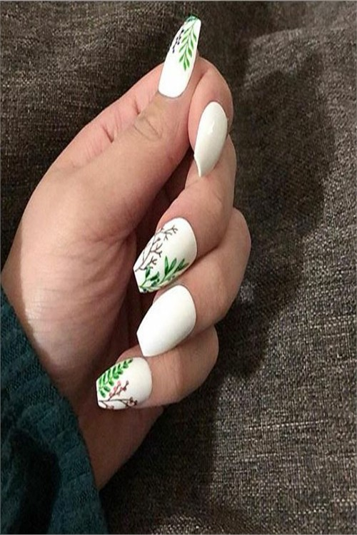 Flowers Nails - Top Gallery 2019