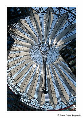 Berlin - Sony Center   by bernard.delphin