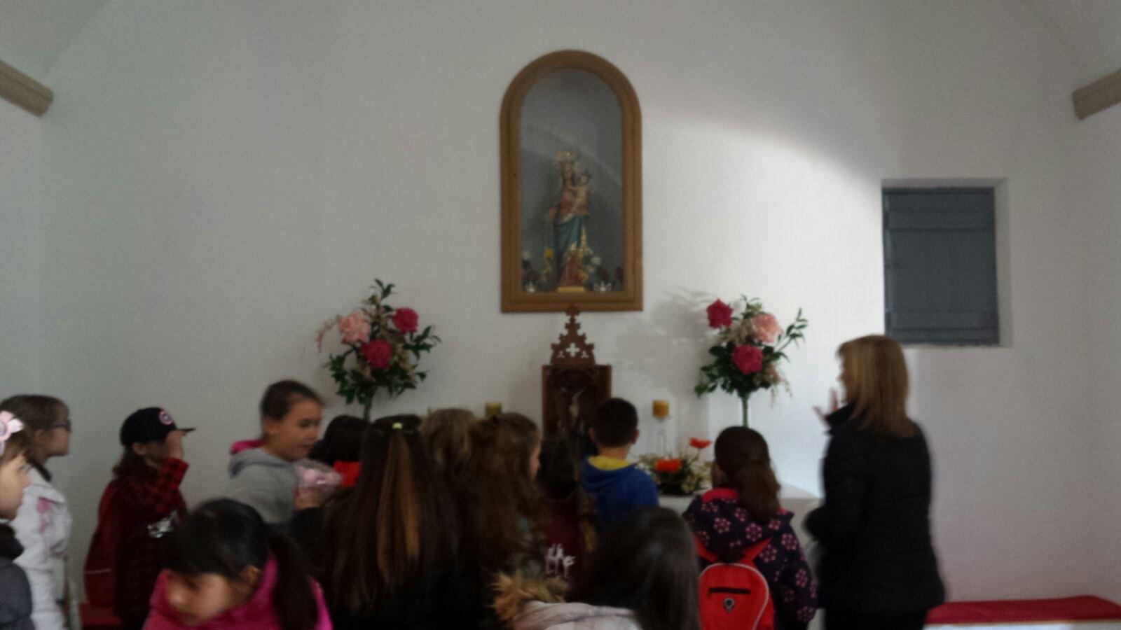 (2018-03-22) - Visita ermita alumnos Laura,3ºC, profesora religión Reina Sofia - Marzo -  María Isabel Berenguer Brotons (10)