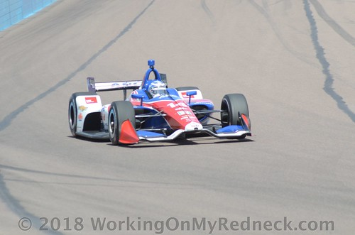 Aj Foyt Racing Is Looking Solid For Indy 500 Qualifying