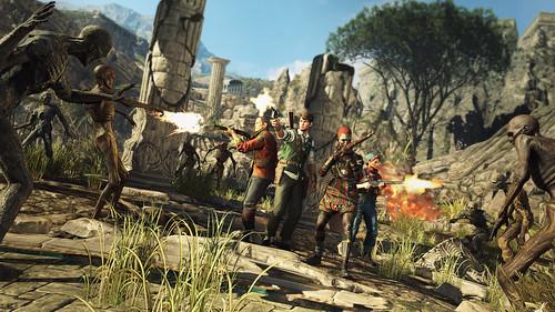 Strange Brigade   by PlayStation.Blog
