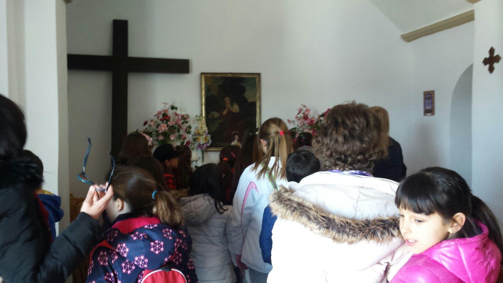 (2018-03-22) - Visita ermita alumnos Laura,3ºC, profesora religión Reina Sofia - Marzo -  María Isabel Berenguer Brotons (08)