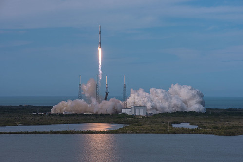 CRS-14 Mission | by Official SpaceX Photos