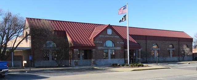 Post Office 63376 (Saint Peters, Missouri)