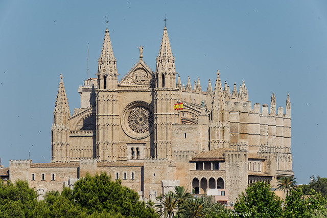 Kathedrale der Heiligen Maria in Palma de Mallorca