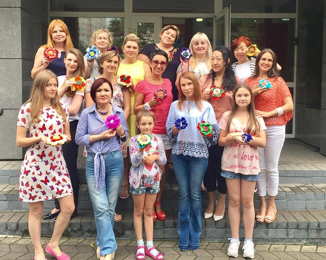 Russia-2017-09-21-International Day of Peace Observed in Vladivostok, Russia