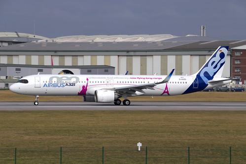 A321-253NX Airbus D-AVZO MSN7877 | by hendriksehoof55