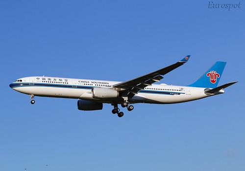 F-WWCL Airbus A330 China Southern | by @Eurospot