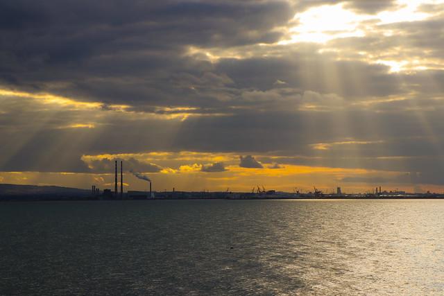 Dublin sky