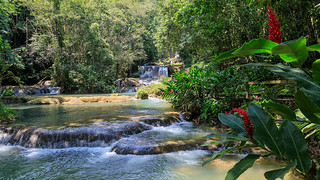 YS Falls in Saint Elizabeth Parish - Jamaica | by SjPhotoworld
