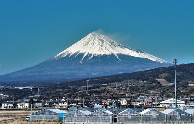 Mount Fuji - Fuji-san