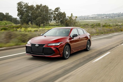 2019_Toyota_Avalon_ 014 Photo