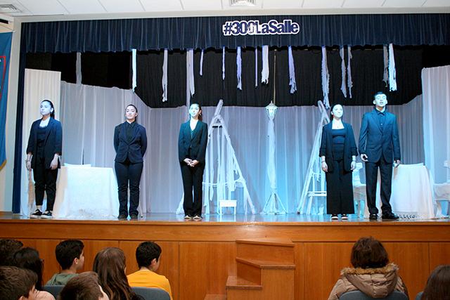 Θεατρική παράσταση 'Η Μικρή μας πόλη'