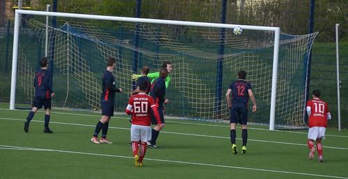 Sportfreunde Wüschheim-Büllesheim 0:4 Türk Gençliği Euskirchen