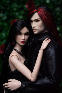 Where The Wild Roses Grow   by jena.dolls