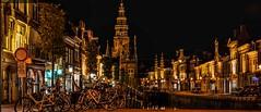 Netherland - Boalsert, Rathaus, by Night