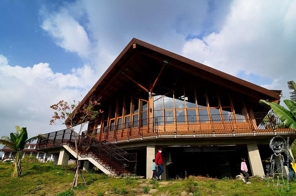 高雄,那瑪夏綠建築。圖片來源:Nick Nien(CC BY-NC-ND 2.0)